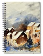 Watercolor 115082 Spiral Notebook