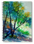 Watercolor 119042 Spiral Notebook