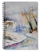 Watercolor 15823 Spiral Notebook