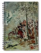Watercolor 200307 Spiral Notebook