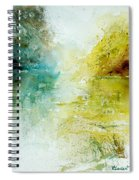 Watercolor 24465 Spiral Notebook