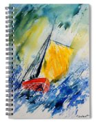 Watercolor 280308 Spiral Notebook