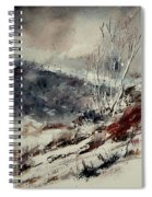 Watercolor 446 Spiral Notebook