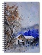 Watercolor 45512113 Spiral Notebook