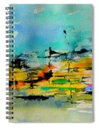 Watercolor 514020 Spiral Notebook