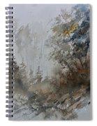 Watercolor 614010 Spiral Notebook