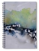 Watercolor 615032 Spiral Notebook