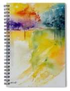 Watercolor 800142 Spiral Notebook