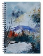 Watercolor 802120 Spiral Notebook