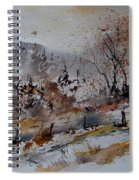 Watercolor 900140 Spiral Notebook