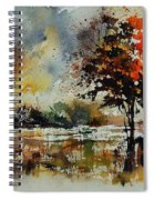 Watercolor 900152 Spiral Notebook