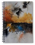 Watercolor 901150 Spiral Notebook