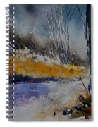 Watercolor  902111 Spiral Notebook