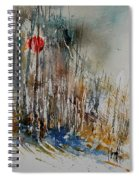 Watercolor  902112 Spiral Notebook