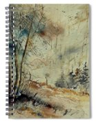Watercolor  902190 Spiral Notebook