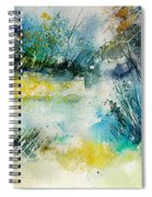 Watercolor  906020 Spiral Notebook