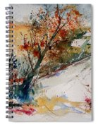 Watercolor 908002 Spiral Notebook