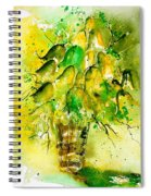 Watercolor 90801 Spiral Notebook