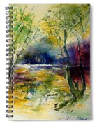 Watercolor  908010 Spiral Notebook