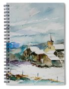 Watercolor  908011 Spiral Notebook