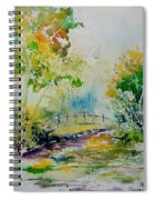 Watercolor  908020 Spiral Notebook