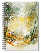 Watercolor  908021 Spiral Notebook