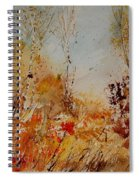 Watercolor  908031 Spiral Notebook