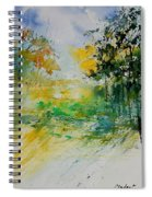 Watercolor  908051 Spiral Notebook
