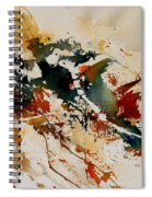 Watercolor  90861 Spiral Notebook