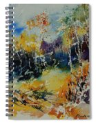 Watercolor  909052 Spiral Notebook