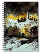 Watercolor  909072 Spiral Notebook