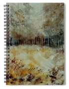 Watercolor 9090722 Spiral Notebook
