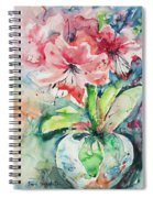 Watercolor Series 139 Spiral Notebook