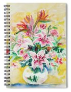 Watercolor Series 141 Spiral Notebook