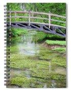 Watercress Spiral Notebook
