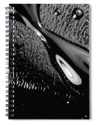 Waterdrop 6 Spiral Notebook