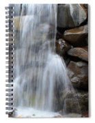 Waterfall 2 Spiral Notebook