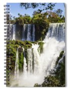 Waterfall In The Jungle Spiral Notebook
