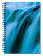 Waterfall Series Spiral Notebook