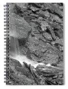 Waterfall Stream Spiral Notebook