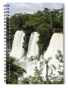 Waterfall Wonderland Spiral Notebook