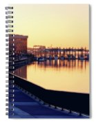 Waterfront Deep Spiral Notebook