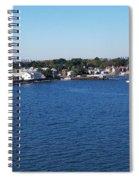 Waterfront Spiral Notebook