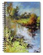 Waterline Spiral Notebook