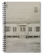 Waterproof Plantation Spiral Notebook