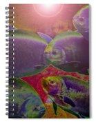Waters Abound Spiral Notebook