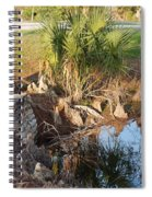 Waters Edge Spiral Notebook