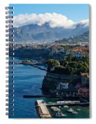 Waters Edge Sorrento Spiral Notebook