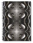 Waterscape 1 Spiral Notebook