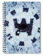 Waterscape Spiral Notebook
